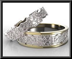his and hers bridal his hers wedding ring sets cheap wedding sets kingswayjewelry