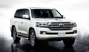 toyota upcoming cars in india upcoming toyota land cruiser 2016 launched in india take a look