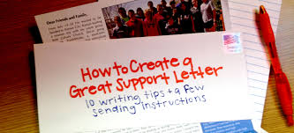 Sample Letter Of Donation Request To Business how to create a great support letter youthworks