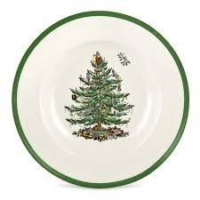 spode tree dinner plate rainforest islands ferry