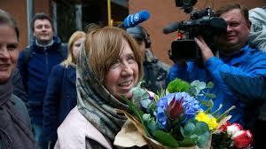 svetlana alexievich wins nobel prize for literature