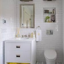 Bathroom Shelf Over Sink Glass And Brass Vintage Glass Shelf Over Sink Transitional