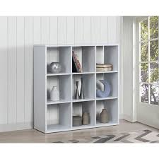 9 shelby cube shelving unit in multiple colours from the original