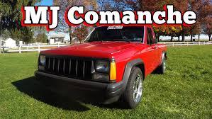 1988 jeep comanche sport truck pov 1991 jeep comanche youtube