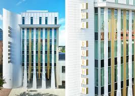 striking 1960s bank transformed into retro chic durham hotel