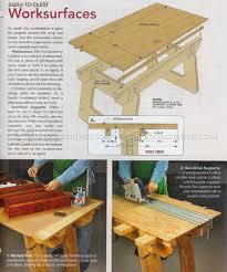 knock down picnic table plans 2000 knock down workstation plans workshop solutions верстаки