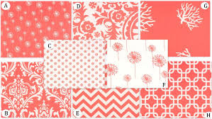 Coral Nursery Bedding Sets by Bedroom Best Coral Bedding Collection For Beautiful Bedding Decor