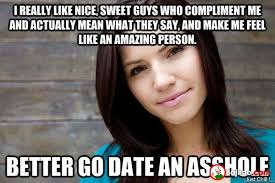 Funny Girl Memes - funny girls logic on date meme pics bajiroo com