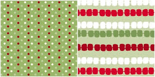 green christmas wrapping paper free printables modern and white patterned papers