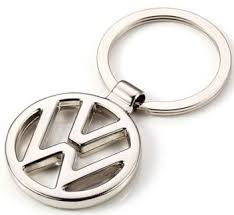 metal key rings images Ehutti vw volkswagen logo emblem metal key ring key chain key jpeg