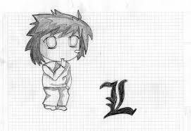 l death note chibi by nyankaku chan on deviantart