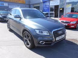 Audi Q5 62 Plate - used audi q5 grey for sale motors co uk