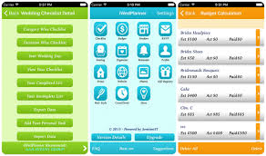 wedding planner apps 10 great wedding apps to help you plan your big day tech