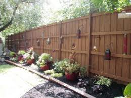 Fence Backyard Ideas by 109 Best Fence Ideas Images On Pinterest Fence Ideas Fencing