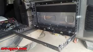 warrior products tailgate table for jeep wrangler off road com