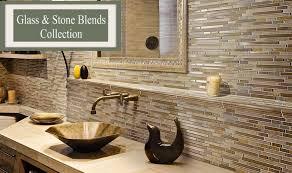 glass bathroom tiles ideas home metal cool glass and tile backsplash 58 furniture blue
