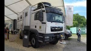 lexus expedition vehicle man expedition vehicle tgm 18 340 mega camper walkaround