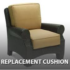sunset west santa barbara replacement cushions wicker com