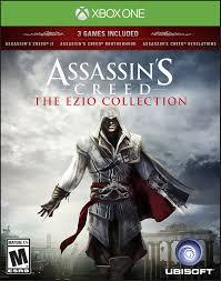 amazon xbox one games black friday amazon com assassin u0027s creed the ezio collection xbox one video