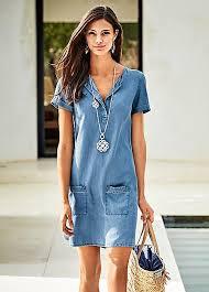 womens denim dress uk with brilliant type in thailand u2013 playzoa com