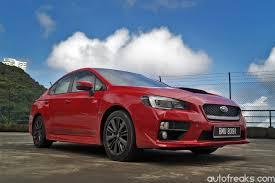 subaru malaysia 2016 test drive review subaru wrx lowyat net cars