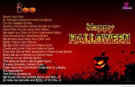 Vintage Halloween Poems Halloween Greetings Quotes And Sayings 2015 2016
