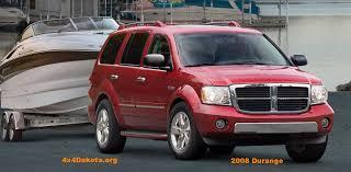 jeep durango 2008 dodge durango 2007 2009 specs 4x4dakota org midsize mopar 4