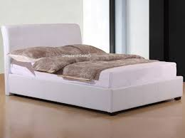 Ottoman White Bed Bed White Headboard For Joseph Otto Leather Ottoman Storage