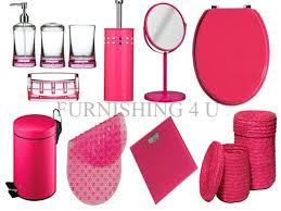 Best 25 Pink Bathroom Accessories Ideas On Pinterest Pink