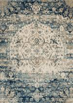 southwest rugs anastasia blue ivory rug collection lone star