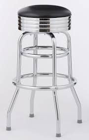 american diner bar stools classic diner bar stool 4 kd roy 7710 74 48 american