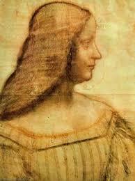Leonardo Da Vinci Drapery Drapery Para Uma Figura Sentada 1 Têmpera Por Leonardo Da Vinci