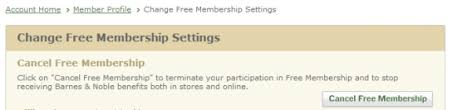 Barnes And Nobles Membership Barnes U0026 Noble Cancel Your Free 2 Month Membership Or You U0027ll Be
