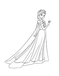 colouring pages elsa frozen coloring pages 35 free disneys