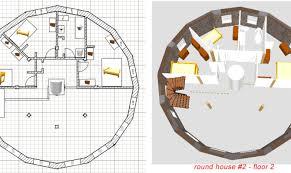 round house plans floor plans the 22 best round homes floor plans house plans 24349
