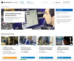 Radio Training Courses Training Motorola Solutions