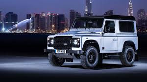 used land rover defender celebrate defender land rover