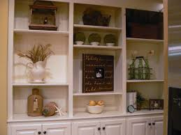 inspirations for decorating built in shelves home decor