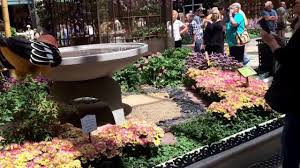 Botanical Gardens Bellagio by Tour Of Bellagio Hotel And Casino Youtube