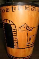 Greek Black Figure Vase Painting Make Art Like The Ancient Greeks Black Figure Vase Painting