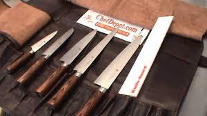leather knife case youtube