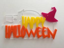 happy spooky birthday happy halloween sign spooky door sign pumpkin sign halloween