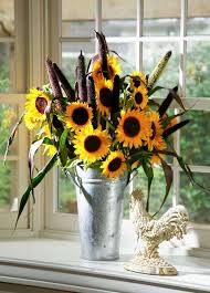 sunflower arrangements three ways to decorate with sunflowers houston chronicle