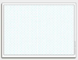 free printable isometric dot paper
