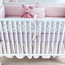 Green And White Crib Bedding Furniture Luxury Baby Bedding Green White Crib Sets Mint