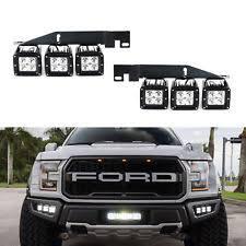 ford raptor fog light kit 2017 2017 ford raptor led fog light bar kit 6 drive optic diode dynamics