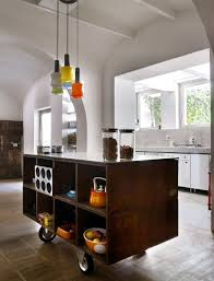 vintage kitchen island kitchen sleek wooden vintage kitchen island with colorful