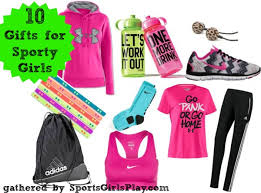 10 gifts any sporty will