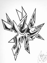 abstract graffiti sketch 02 by eeg0 on deviantart