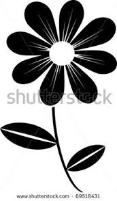small cute painting templates free printable flower wall